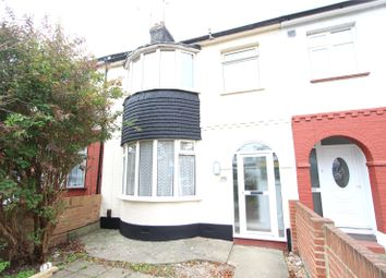 Thumbnail 3 bed terraced house to rent in Rochester Road, Gravesend, Kent