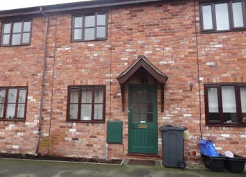 Thumbnail 2 bedroom terraced house to rent in Tannery Court, Wem, Shrewsbury