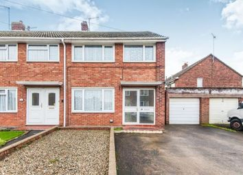 Thumbnail 3 bed end terrace house for sale in Exeter, Devon, United Kingdom