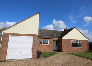 Thumbnail 3 bed bungalow to rent in Colmworth Road, Little Staughton, Bedford