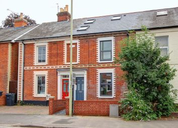 Thumbnail 3 bed terraced house for sale in Winchester Road, Romsey, Hampshire