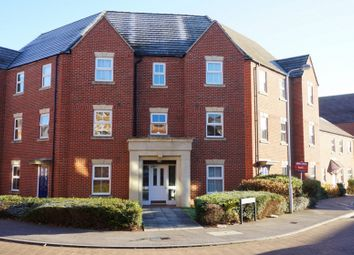 Thumbnail 2 bed flat for sale in Colossus Way, Bletchley