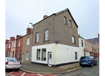 Thumbnail 4 bed end terrace house for sale in St. Lukes Street, Barrow-In-Furness