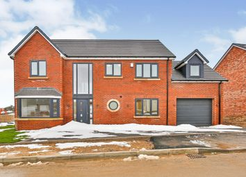 Thumbnail 5 bed detached house for sale in Dunelm Stables, Thornley, Durham
