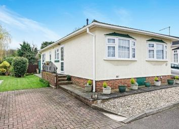 Thumbnail 2 bed bungalow for sale in Stoneway Park, Petham, Canterbury, Kent