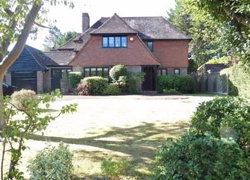 Thumbnail 4 bed detached house for sale in Park Corner Drive, East Horsley, Leatherhead
