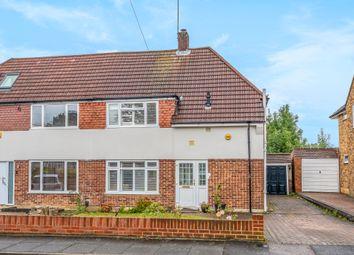 Thumbnail 3 bed semi-detached house for sale in Downs Avenue, Chislehurst, Kent