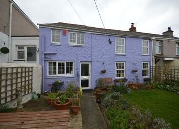 Thumbnail 2 bed terraced house for sale in Treloweth Terrace, Park Bottom, Redruth