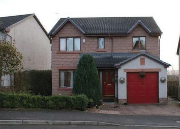 Thumbnail 4 bed detached house to rent in Mary Findlay Drive, Longforgan, Dundee