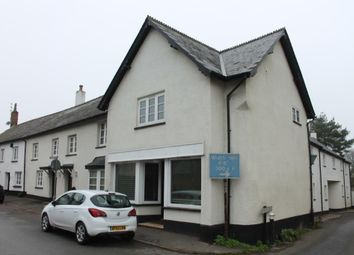 Thumbnail 2 bed end terrace house to rent in Exeter Road, Silverton, Exeter