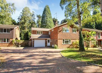 Thumbnail 5 bed detached house for sale in Redwood Glade, Leighton Buzzard