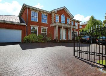 Thumbnail 5 bedroom detached house for sale in Ringley Chase, Whitefield, Manchester