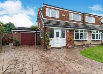 Thumbnail 3 bed semi-detached house for sale in Chapel Meadow, Worsley