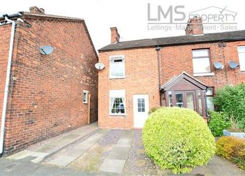 Thumbnail 2 bed end terrace house to rent in Heath Road, Sandbach