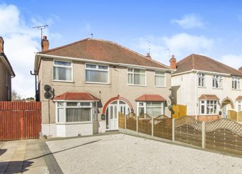 Thumbnail 3 bedroom semi-detached house for sale in Broad Lane, Coventry
