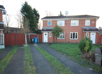Thumbnail 3 bed semi-detached house to rent in Tysoe Gardens, Salford, Greater Manchester