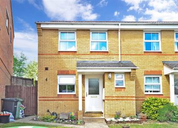 Thumbnail 2 bed end terrace house for sale in Larking Drive, Allington, Maidstone, Kent