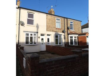 Thumbnail 2 bedroom terraced house for sale in Hull Road, Hessle