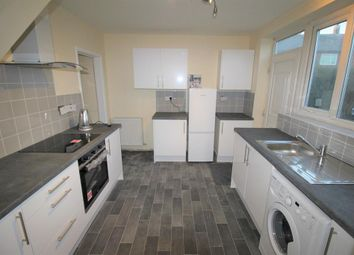 Thumbnail 3 bed terraced house to rent in Longley Lane, Manchester, Northenden