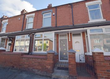 Thumbnail 2 bed terraced house to rent in Simpson Street, Wolstanton, Newcastle