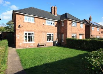Thumbnail 3 bedroom semi-detached house for sale in Millstone Avenue, Talke, Stoke-On-Trent