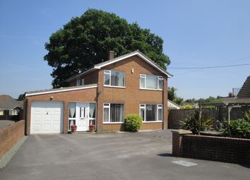 Thumbnail 4 bed detached house for sale in Bracken Road, Ferndown