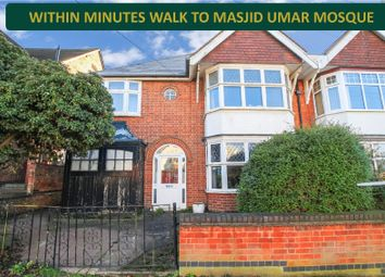 Thumbnail 4 bed semi-detached house for sale in St. Philips Road, Evington, Leicester