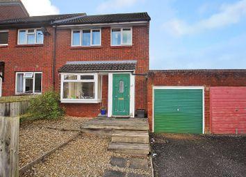 Thumbnail 3 bed end terrace house for sale in Bremeridge Road, Westbury