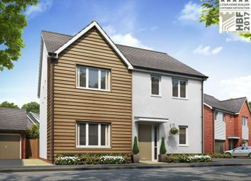 Thumbnail 4 bed detached house for sale in Main Street, Branston, Burton-On-Trent