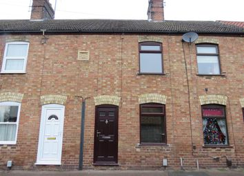Thumbnail 2 bed terraced house for sale in Middletons Road, Yaxley, Peterborough