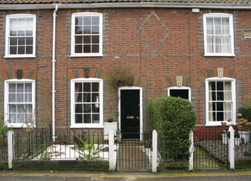 Thumbnail 2 bed terraced house to rent in Jubilee Terrace, Norwich