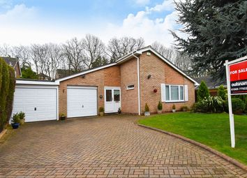 Thumbnail 3 bed bungalow for sale in Clydesdale Road, Droitwich