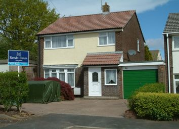 Thumbnail 3 bed detached house for sale in The Deans, Portishead, Bristol