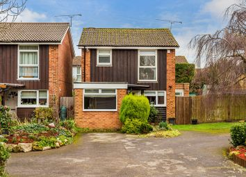 Thumbnail 3 bed detached house for sale in Erica Way, Copthorne, Crawley