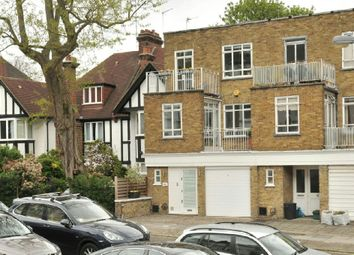 Thumbnail 4 bedroom end terrace house for sale in Primrose Gardens, Belsize Park