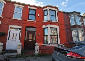 3 bed terraced house for sale in Karslake Road, Mossley Hill, Liverpool L18