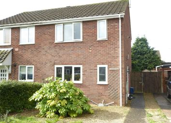 Thumbnail 3 bed semi-detached house for sale in Rowan Drive, Bulwark, Chepstow