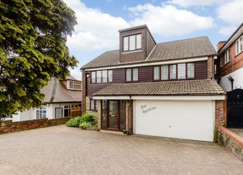Thumbnail 4 bed detached house for sale in Chigwell Rise, Chigwell, Essex