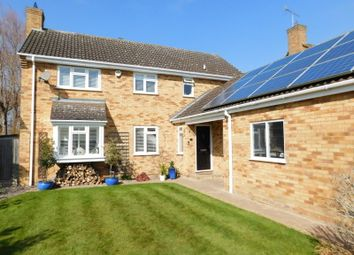 Thumbnail 4 bed detached house for sale in Ivel Close, Langford, Biggleswade, Beds