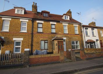 Thumbnail 3 bed terraced house for sale in Seaview Road, Shoeburyness