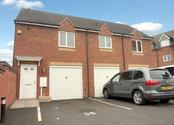 Thumbnail 2 bed property for sale in Oak Drive, Tamworth