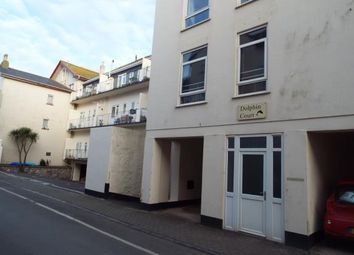 Thumbnail 1 bedroom flat for sale in Powderham Terrace, Teignmouth, Devon
