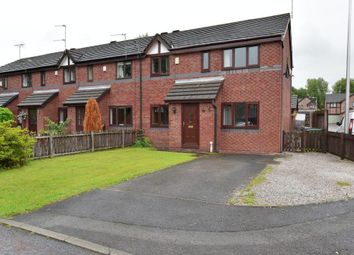 Thumbnail 3 bed end terrace house for sale in College Close, Heaviley, Stockport