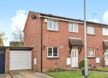 Thumbnail 3 bed semi-detached house to rent in Wargrove Drive, College Town, Sandhurst, Berkshire