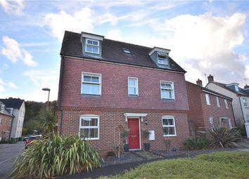 Thumbnail 4 bedroom detached house for sale in Harrier Way, Bracknell, Berkshire