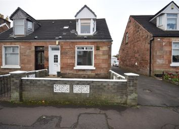 Thumbnail 4 bed semi-detached house for sale in Hutchinson Place, Cambuslang, Glasgow