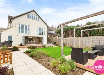 Thumbnail 4 bed detached house for sale in Caldecote Gardens, Bushey