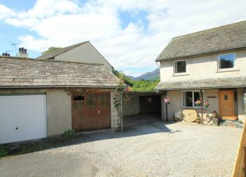 Thumbnail 3 bed semi-detached house for sale in Howe Lane, Portinscale, Keswick, Cumbria