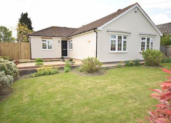 Thumbnail 3 bed detached bungalow for sale in 61 Pilgrims Way West, Otford, Sevenoaks, Kent