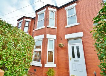 Thumbnail 3 bed terraced house for sale in Derby Road, Salford